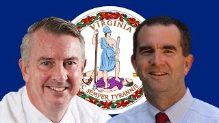 LIVE: Virginia Election Results Gillespie vs. Northam - LIVE COVERAGE