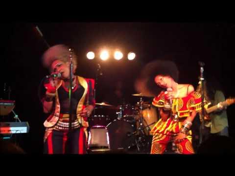 """Les Nubians Live at the Black Cat """"Afrodance"""""""