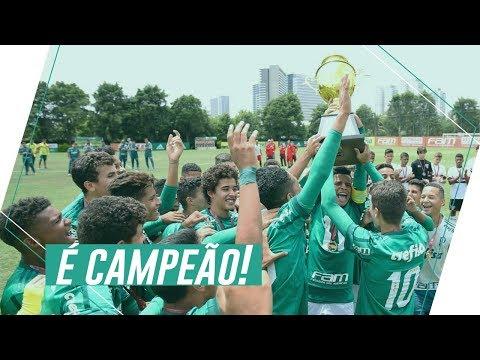 Palmeiras x São Paulo - Final da Paulista Cup Sub-14