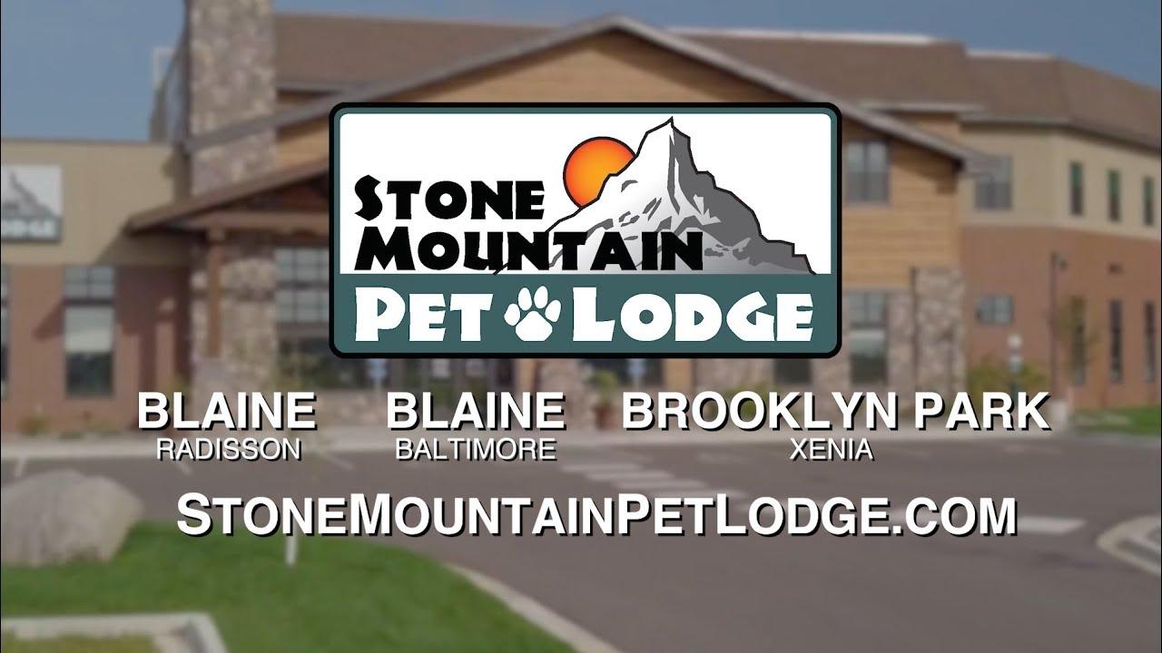 Stone Mountain Pet Lodge Tour Video Youtube
