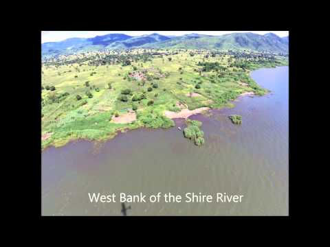 West bank of the Shire River