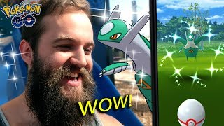 EPIC BACK TO BACK SHINY LATIOS LUCK! (WEATHER BOOSTED LEGENDARY RAIDS) - POKEMON GO