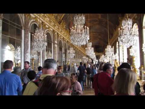 Palace of Versailles - France Sep 2016 Inside/Out Tour