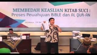 Download Video Membedah Keaslian Kitab Suci : Proses Pewahyuan Bible Dan Al-Quran MP3 3GP MP4