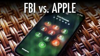 FBI vs.  Apple — The Privacy Fight