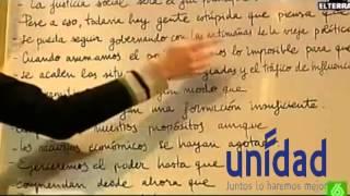 """""""Declaración de Principios de UNIDAD en El Salvador"""""""