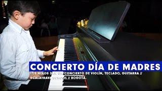 CONCIERTO DÍA MADRES // COLEGIO CALATRAVA