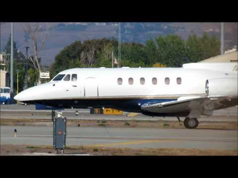 British Aerospace HS 125-700A