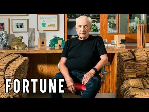 How I Got Started: Frank Gehry I Fortune