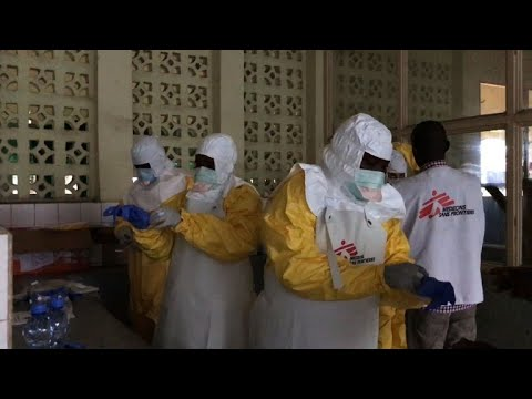 DR Congo Ebola outbreak on 'epidemiological knife edge': WHO