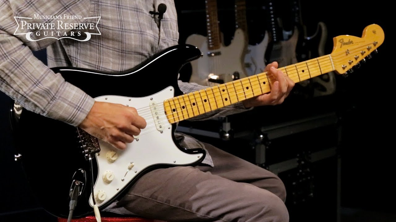 fender custom shop jimi hendrix voodoo child stratocaster nos electric guitar musician s friend [ 1280 x 720 Pixel ]