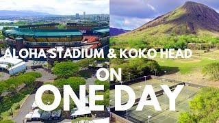 Video ALOHA STADIUM SWAP MEET and KOKO HEAD HIKE download MP3, 3GP, MP4, WEBM, AVI, FLV Maret 2018