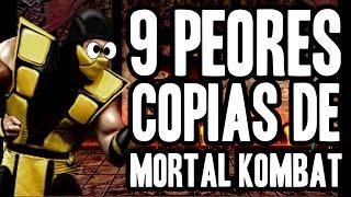 Las PEORES copias de Mortal Kombat de todos los tiempos