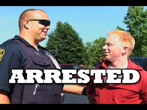 Joe Gets Arrested (Classic)