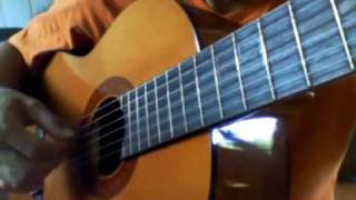 Katie Melua Nine million Bicycles Lesson Guitar Rhythm Picking Right Hand (Namus974)