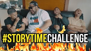 Story Time CHALLENGE