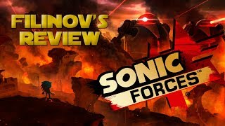 Обзор игры Sonic Forces - Filinov's Review