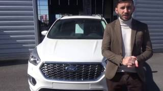 Les tutos de Berbi : le Ford Kuga Vignale