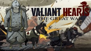WAR IS COMING !! - Valiant Hearts : The Great War Indonesia #1