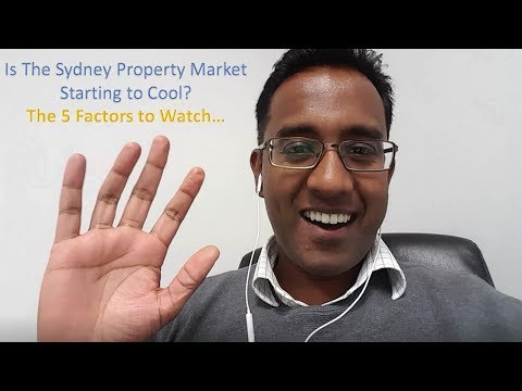 The Sydney Property Market - What's Going to Happen?