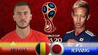 Download Video Belgia Vs Jepang 3-2 Highlight Piala Dunia 2018 Babak 16 Besar MP3 3GP MP4