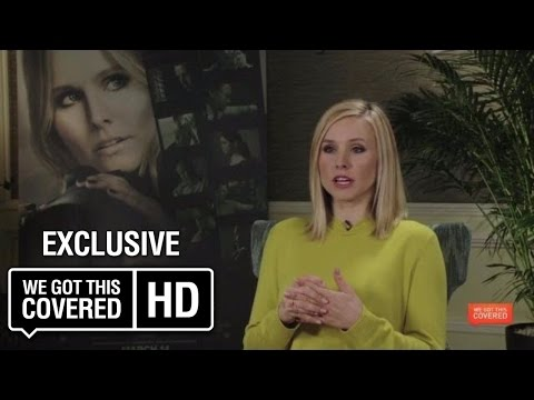 Veronica Mars Interview With Kristen Bell, Jason Dohring, Rob Thomas And More [HD]