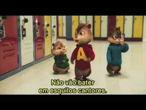 Trailer Alvin E Os Esquilos 2 Legendado Youtube