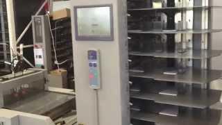 Horizon VAC-100a VAC-100m SPF-20A FC-20A- booklet maker used - LA-POSTPRESS #21040 #21196