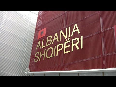 Expo Milano 2015 - Padiglione dell'Albania / Shqipëria