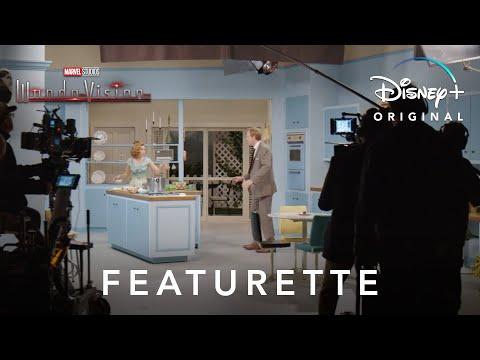 Story Featurette | Marvel Studios' WandaVision | Disney+