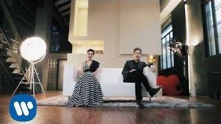 Simona Molinari - La felicità ft Peter Cincotti (videoclip) - Sanremo 2013