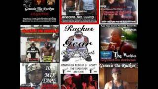 Genesis The Ruckus (KUSH ) Feat Chris Rock. Ruckus Movement  2011 Online Thug Diss. Real Beef