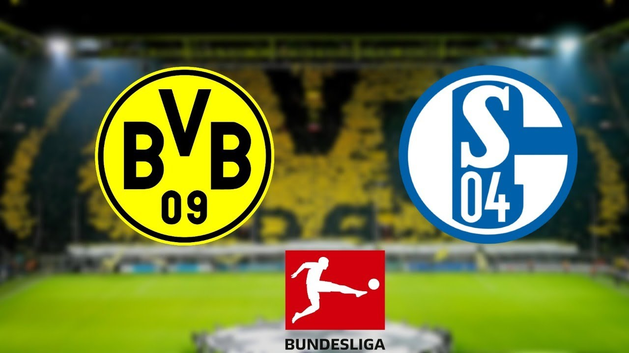 Dortmund vs Schalke (4-0) Live Football Watchalong Bundesliga borussia dortmund vs schalke