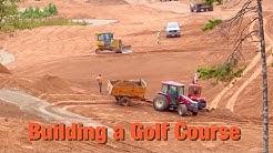 Building a Golf Course