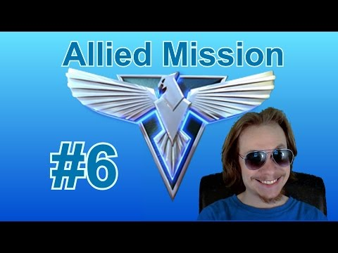 C&C Red Alert 2 Yuris Revenge Allied Mission 6 - Trick or Treaty