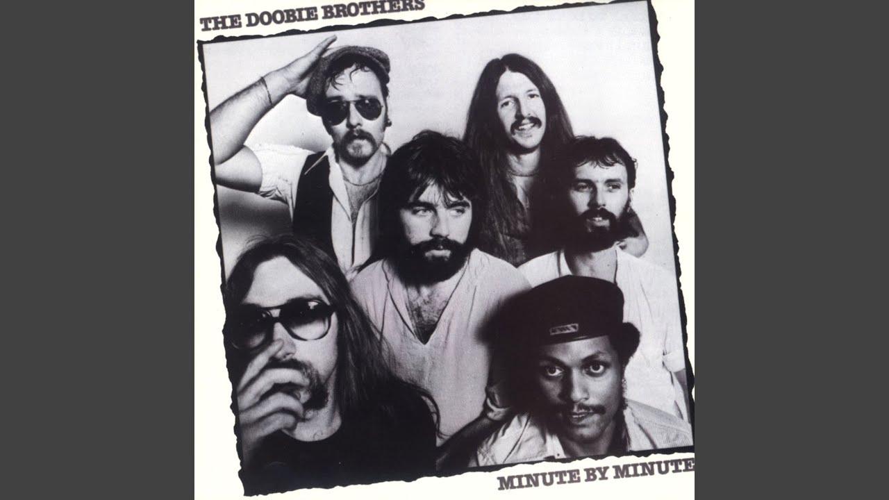 """名曲千夜一夜物語-660~""""Minute by Minute""""-The Doobie Brothers-1978"""