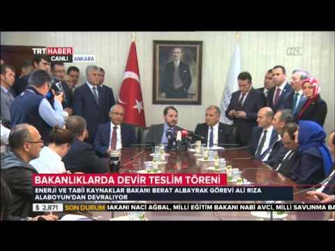 Berat Albayrak Kimdir, Enerji Bakanı Berat Albayrak Devir Teslim, Berat Albayrak Fan