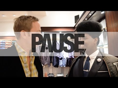 PAUSE x Prince Cassius: AW14 Menswear Trends