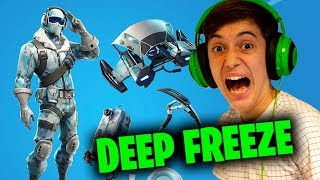 WINNING with the NEW Deep Freeze BUNDLE!