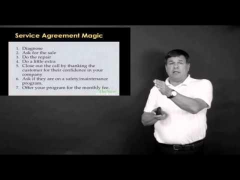 Service Agreement Magic