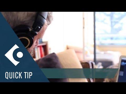 Cubase Quick Tips – VST Amp Rack