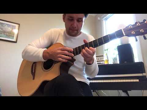 Little Practice Groove #6 // ben's heart in the key of Eb