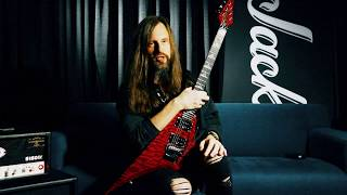 Oli Herbert Details the Specs on his All-New Jackson USA Signature Limited Edition Rhoads