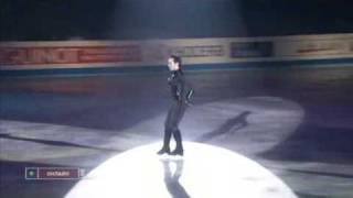 Johnny WEIR Gala Grand Prix Final 2009