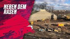 🏗 🏟 Umbau Red Bull Arena – Baustellen-Tour Teil I