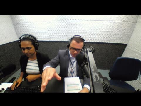 RÁDIO SENADO AO VIVO - 'Conexão Senado', 07/03/2019