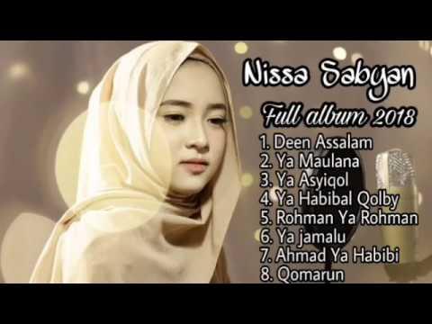 kumpulan-lagu-nissa-sabyan-2018-full
