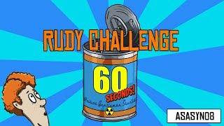#3 60 Seconds - Rudy Challenge [Gameplay PL]   Asasyn08