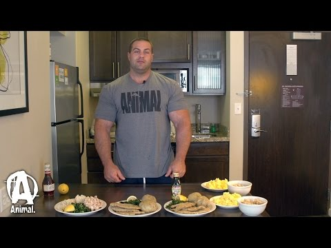 Road Warrior: Meals On The Go with Evan Centopani