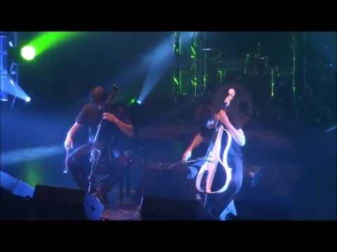 2Cellos Madison Concert February 20, 2015